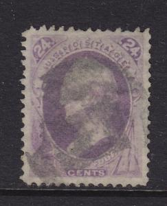 153 VF-XF used neat cancel with nice color cv $ 235 ! see pic !