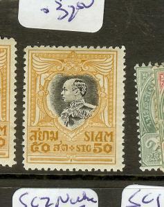 THAILAND (P1302B) KING 50 ST  SC198   MOG