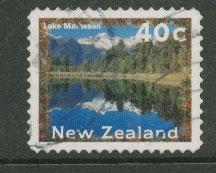 New Zealand  SG 1988b FU  Self Adhesive