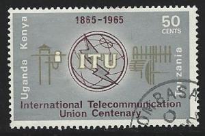 Kenya Uganda Tanzania used sc 153
