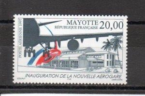 Mayotte C1 MNH