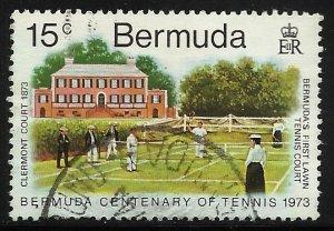 Bermuda 1973 Scott# 305 Used