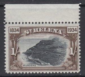 St. Helena, Scott 107 (SG 120), MNH