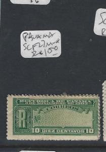 PANAMA  (P2401BB)  REGISTRATION STAMP SC F27   MNH