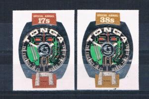 Togo C117-18 MNH set Kings watch 1972 (T0098)