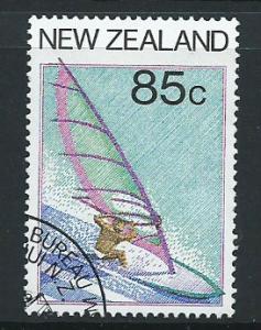 New Zealand SG 1414 Philatelic Bureau Cancel