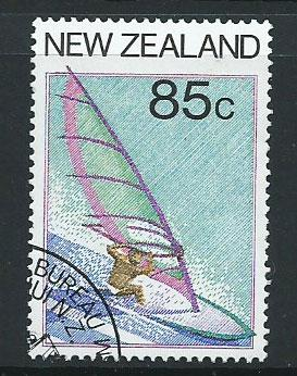 New Zealand SG 1414 Philatelic Bureau Cancel