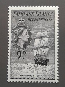 Falkland Islands 1L27 F-VF MNH. Scott $ 3.50