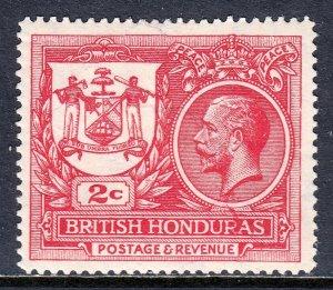 British Honduras - Scott #89 - MH - SCV $5.50