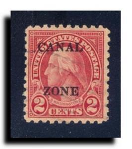 Canal Zone Scott 97