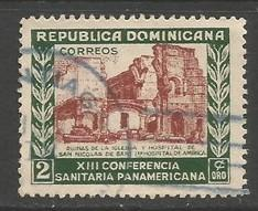 Dominican Republic 444 VFU Z2322-1