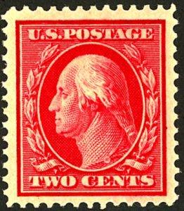 U.S. #375 MINT OG NH