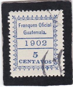 Guatemala,  #   O - 3     used