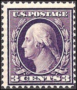 333 Mint,OG,NH... SCV $70.00