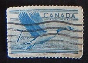 Canada, 1952, Birds - Canada Goose, CS #320, (2042-T)