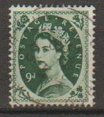 Great Britain SG 582  Used