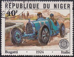 Niger 564 Past Grand Prix Winners 1981