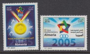 Armenia 1339-1340 MNH VF