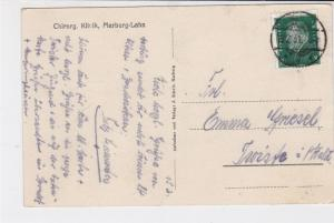 germany 1931 stamps card  ref 18894