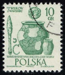 Poland #1335 Artifacts; CTO (0.25)