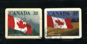 Can #1191-92   used VF  PD