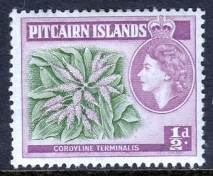 Pitcairn Islands - Scott #20 - MH - SCV $0.85
