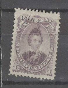 COLLECTION LOT # 3213 NEWFOUNDLAND #32 1868 CV=$60