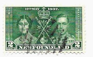 Newfoundland 1937 - U - Scott #230 *