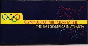 Iceland. 1996 Olympic Presentation Pack. Unmounted Mint