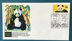 PANDA 2706 Giant Panda from China This is a Panda Panda Cover