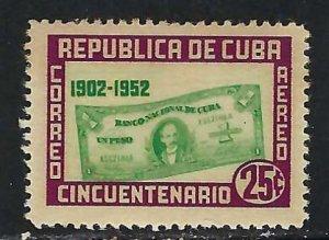 CUBA C60 MOG TONING Z4918