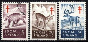 Finland #B142-4  F-VF Used CV $6.30 (X624)
