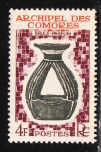 Comoro Islands 58 - FVF MH