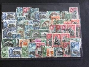 Ceylon Vintage Stamps  R38898