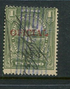 Honduras #O33 Used (Forgery)