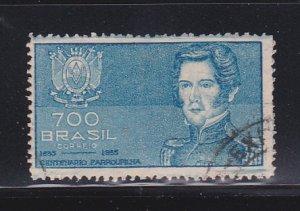 Brazil 409 U Bento Gonçalves da Silva