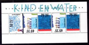 Netherlands B643a Souvenir Sheet MNH VF