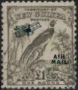 New Guinea 1931 SC C27 Signed Used