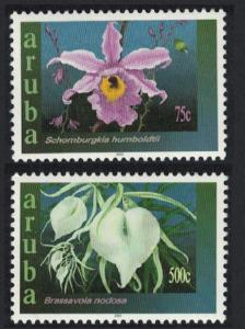 Aruba Orchids 2v SG#321-322