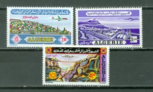 ALGERIA AIR #C16-18...SET...MNH...$10.50