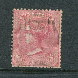 Mauritius #36 Used  - Make Me A Reasonable Offer