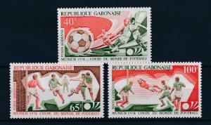 [43621] Gabon 1974 Sports World Cup Soccer Football Germany MNH