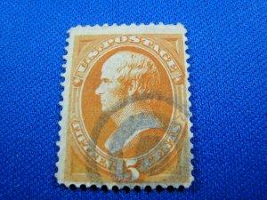 UNITED STATES, 1870 SCOTT #152 -  USED
