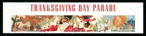 4417 - 4420 Thanksgiving Day Parade Stip of 4 With Header