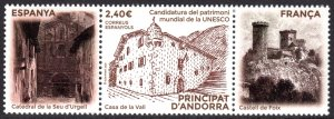 ANDORRA SPAIN 2020 ARCHITECTURE UNESCO WORLD HERITAGE ARCHITEKTUR [#2002]