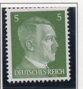 Germany 1941-42 early Hitler Issue Fine Mint Hinged 5pf. 172404