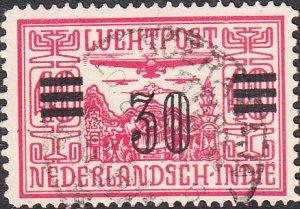 Netherlands Indies #C11  Used