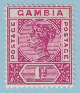 GAMBIA 21  MINT HINGED OG * NO FAULTS EXTRA FINE !