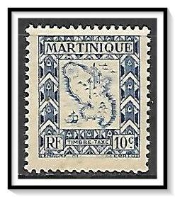 Martinique #J37 Postage Due MNH