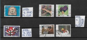 Switzerland used 1986  several issues